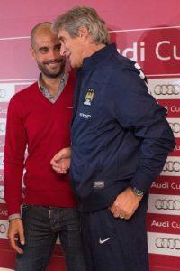 Tal y como lo anunció el propio club en el mes de febrero pasado. Foto:Getty Images