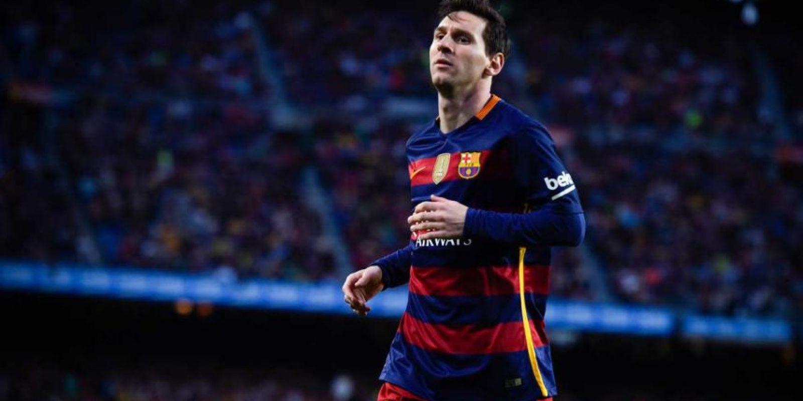 Medios catalanes aseguran que el argentino tiene dolencias musculares desde la fecha FIFA del mes de marzo. Foto:Getty Images
