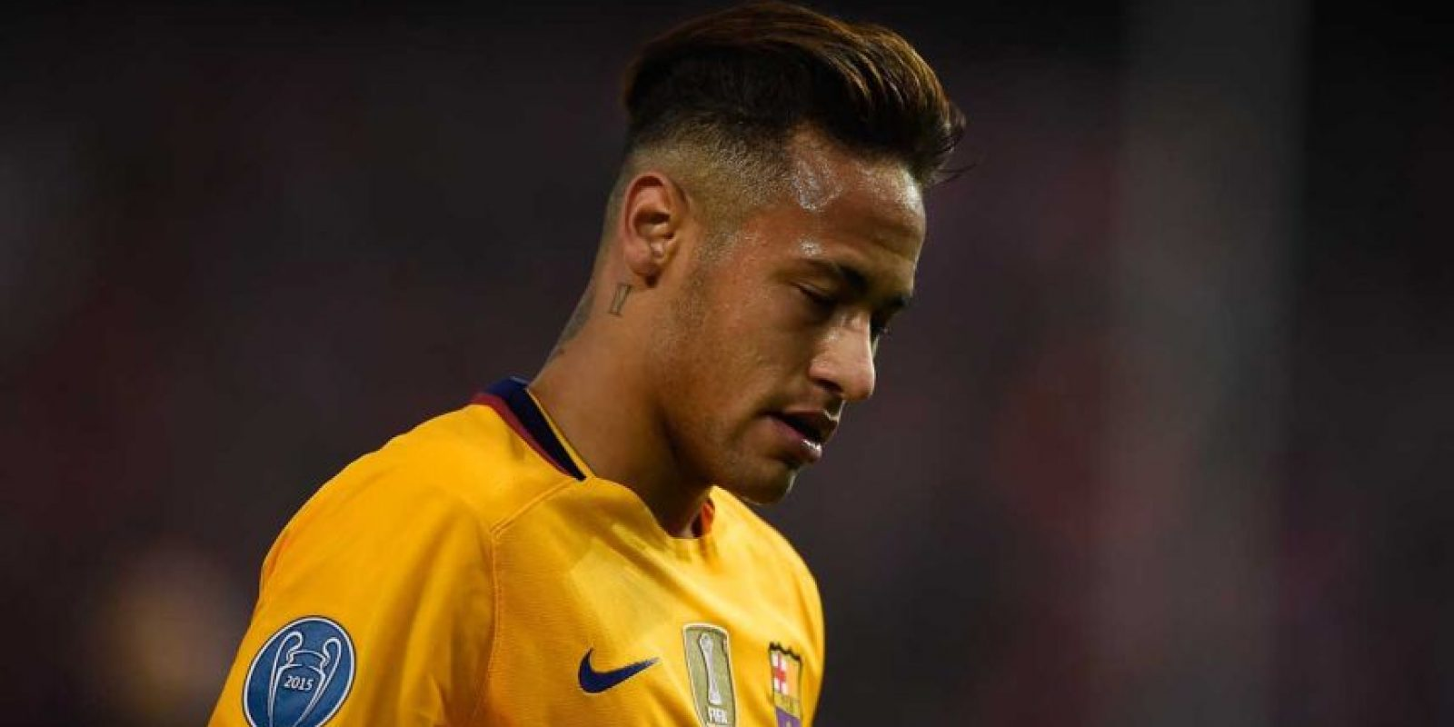 4. Baja de nivel de Neymar Foto:Getty Images