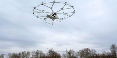 ¿Por qué conducir cuando se puede ir por aire en un dron?