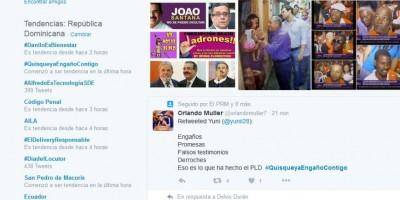 Gobierno suspende entrega de certificados; crean hashtag para criticar al ADN