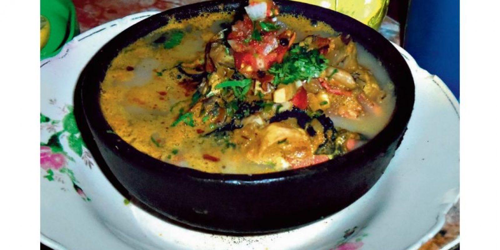 El caldillo de congrio es parte de la cocina costera. Foto:Elementall