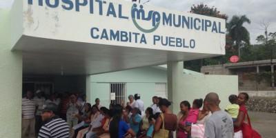 Médicos protestan en demanda de seguridad