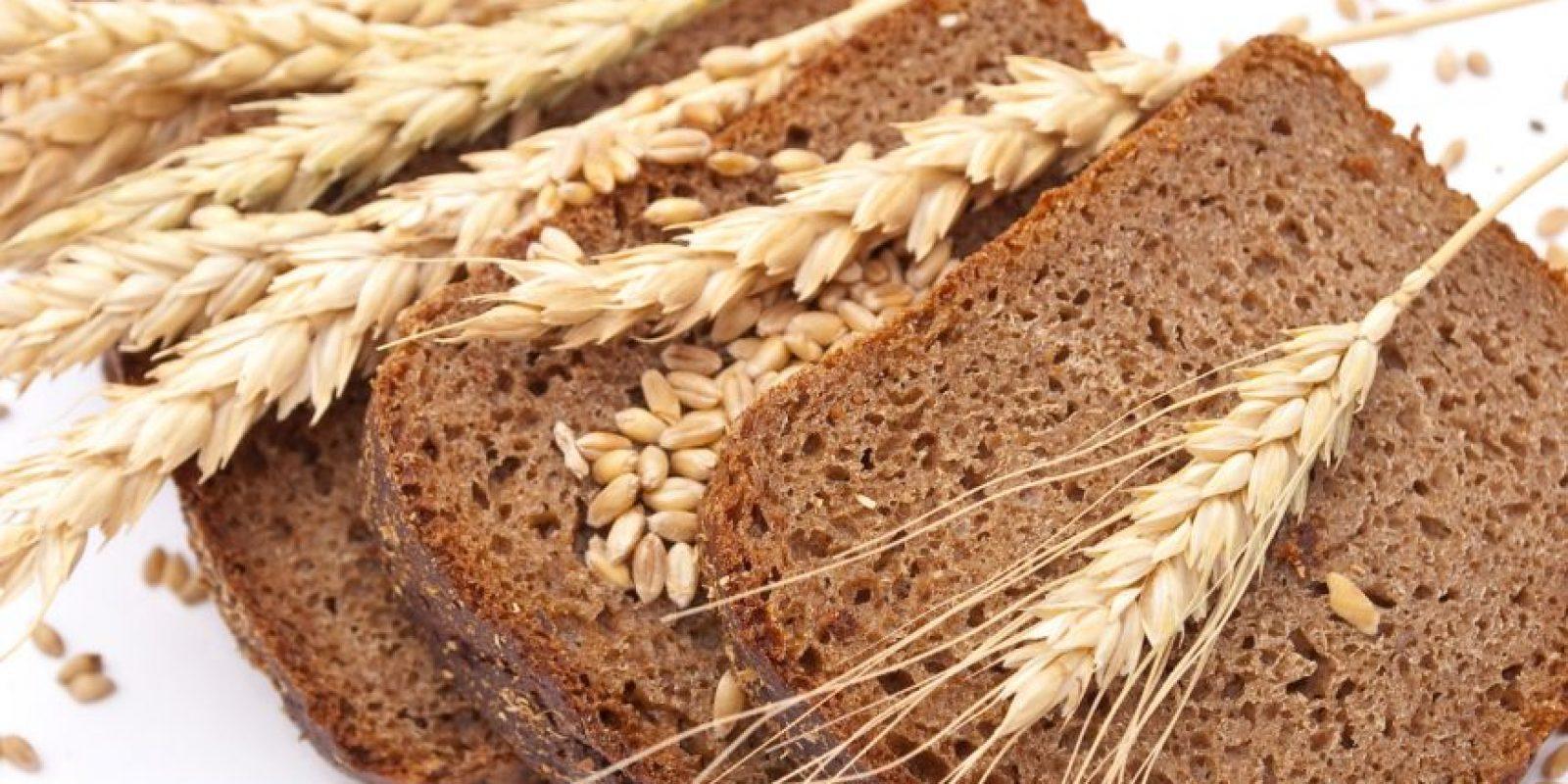 Pan con harina de trigo Foto:Fuente Externa