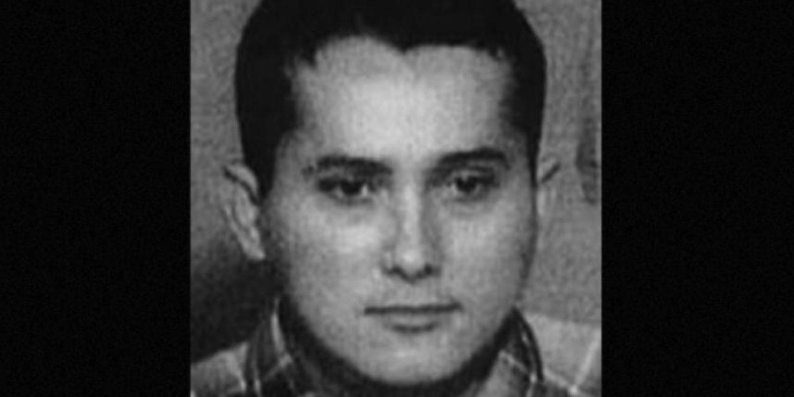 3. Alexis Flores. Se le busca por el secuestro y muerte de una niña de cinco años en Filadelfia, Estados Unidos, ocurrido en agosto del año 2000 Foto: fbi.gov/wanted/topten