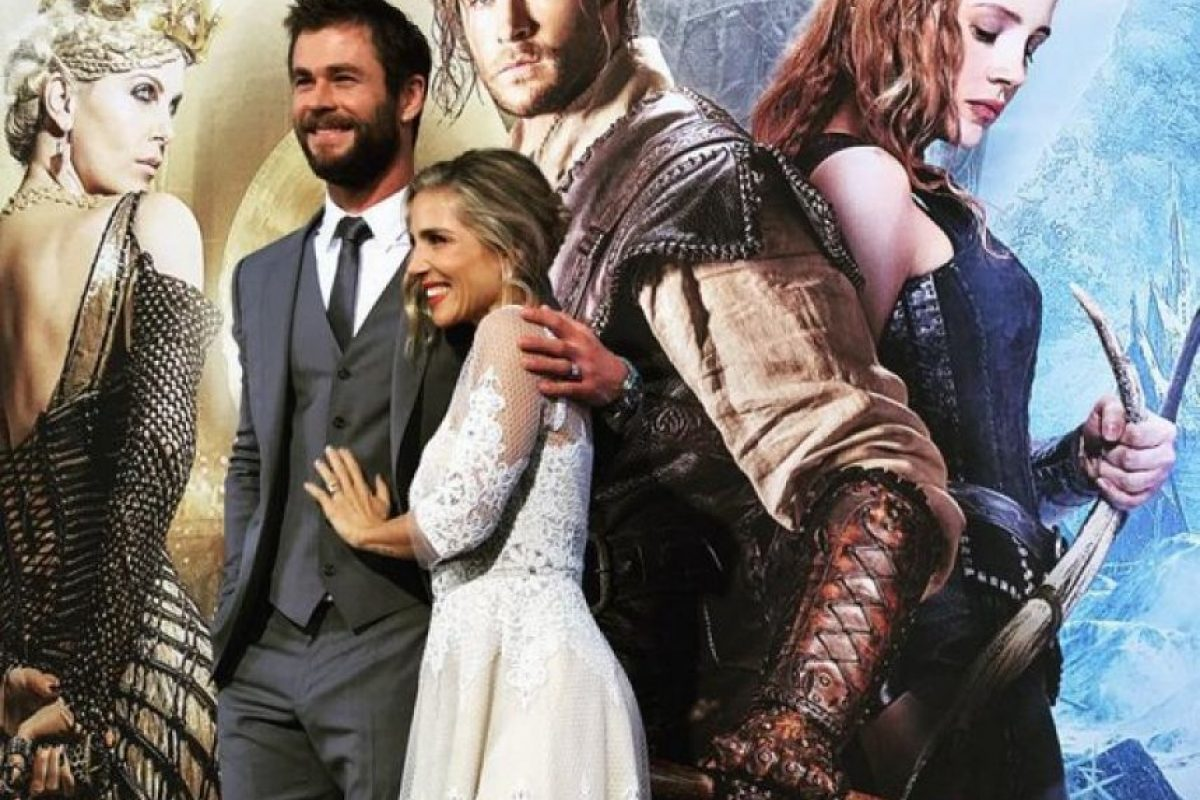 Foto: Vía instagram.com/chrishemsworth/