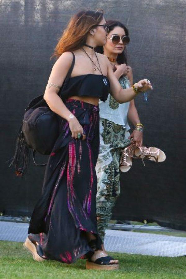 Vanessa Hudgens, Stella Hudgens Foto:Grosby Group