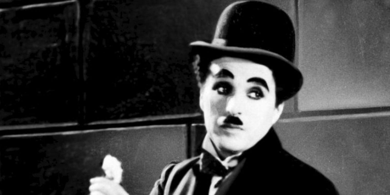 Charles Chaplin: dejó embarazada a la actriz Lita Grey, cuando tenía 15 años, tres después de haber empezado a trabajar en sus películas. Foto:vía Getty Images