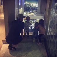 Así luce Chris como papá Foto:Vía Instagram/@elsapatakyconfidential