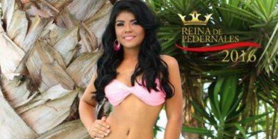 Reina de belleza murió en el terremoto de Ecuador