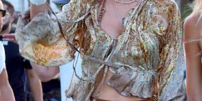 Coachella: Los looks de las celebridades en el festival
