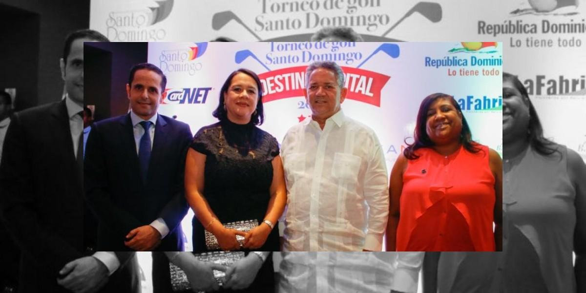 La Asociación de Hoteles de Santo Domingo presenta torneo de golf