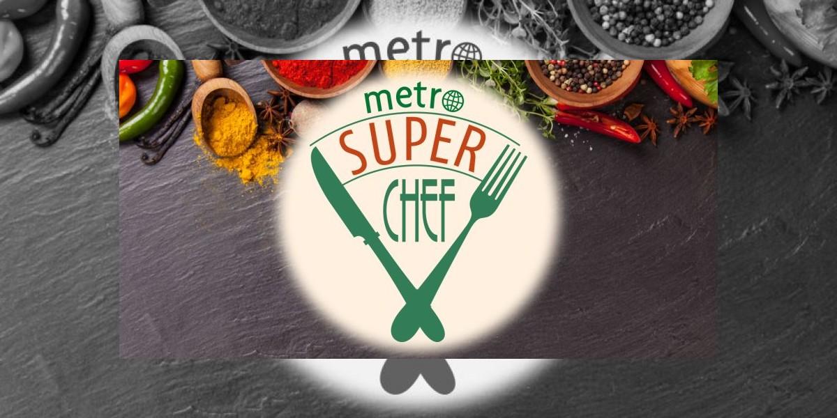 Metro Super Chef 2016: Los mejores sabores de cada región