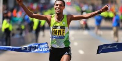 Etiopía se apodera del Maratón de Boston