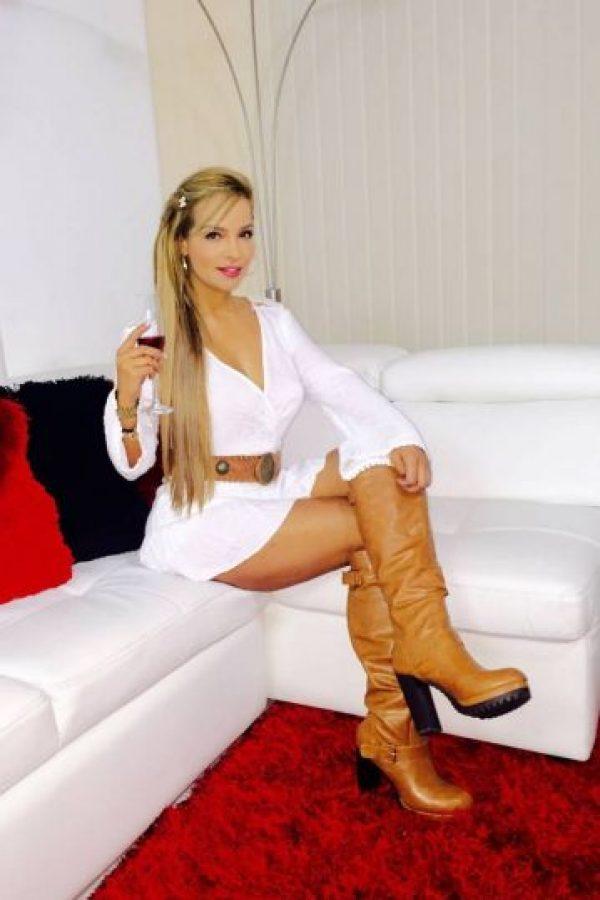 Miren las mejores imágenes de las redes sociales de Nataly Rincón Foto:Vía instagram.com/natyrincon12