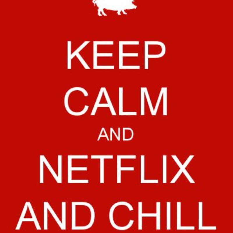 Netflix inició operaciones en 1999. Foto:Tumblr