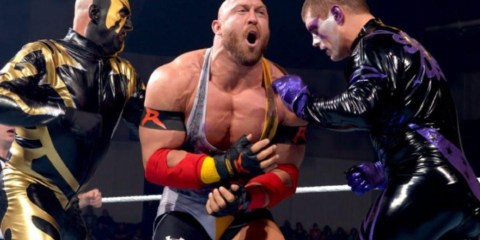 Se trata de Ryback Foto:WWE