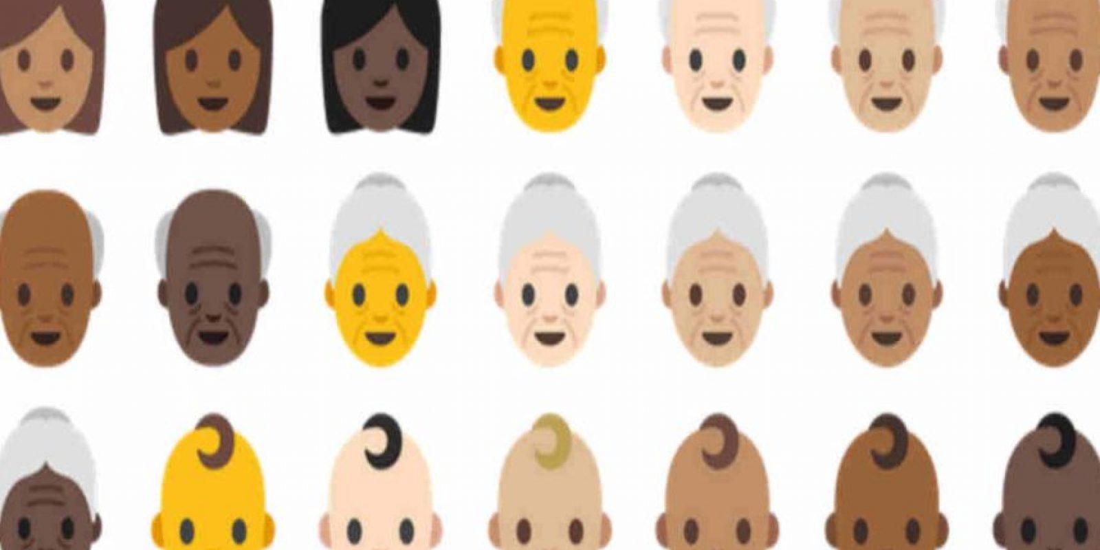Los emoticones están ahí cuando las palabras fallan. Foto:Emojipedia