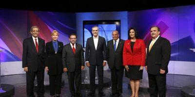 Candidatos a la Presidencia con RD$13,000 mensuales