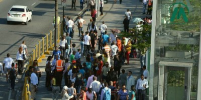 Pretenden modificar horarios de empleados públicos para agilizar tránsito
