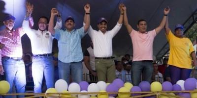 Movimiento Amigos de Danilo juramenta coordinación Sur Corto