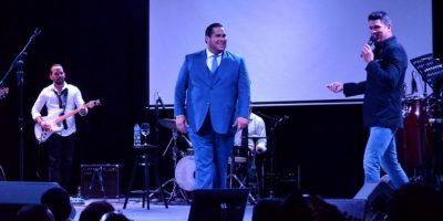 """Juan Carlos Pichardo """"encontró su peso"""" y puso a reír a todos"""