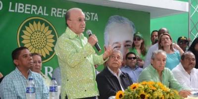 PLR apoya a Roberto Salcedo como candidato a la Alcaldía DN