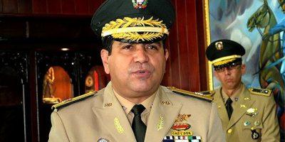 Ministro de Defensa, Máximo William Muñoz Delgado Foto:Fuente Externa