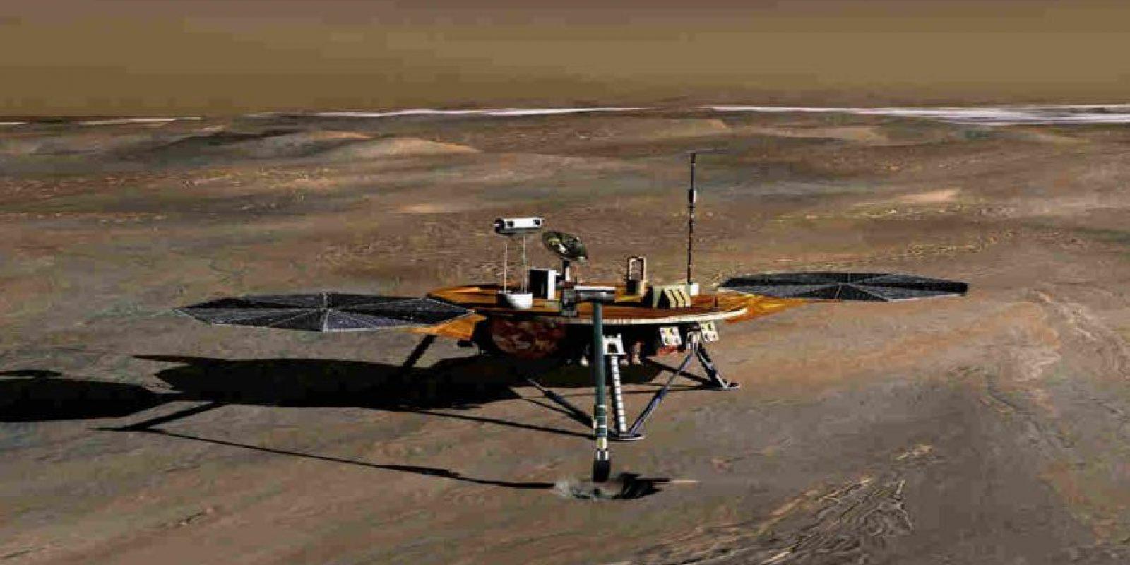Sin embargo, han existido misiones que lograron mandar dispositivos para explorar. Foto:Getty Images