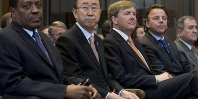 Sesión Especial de la Asamblea General de la ONU Foto:AP