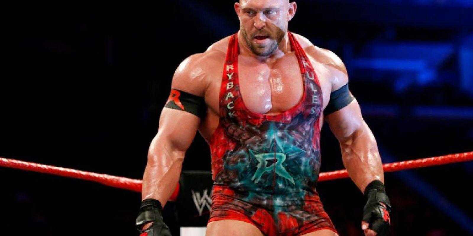 """""""Big guy"""" no está conforme con el papel secundario al que ha sido relegado Foto:WWE"""