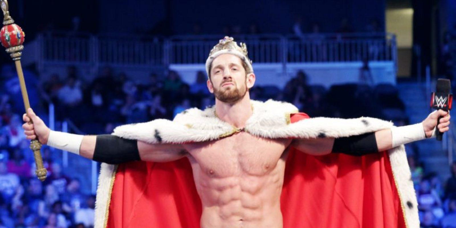 Wade Barrett Foto:WWE