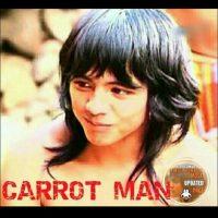 La mujer lo buscó en redes sociales con el hashtag #CarrotMan Foto:Vía Instagram/@Jeyricknatics1