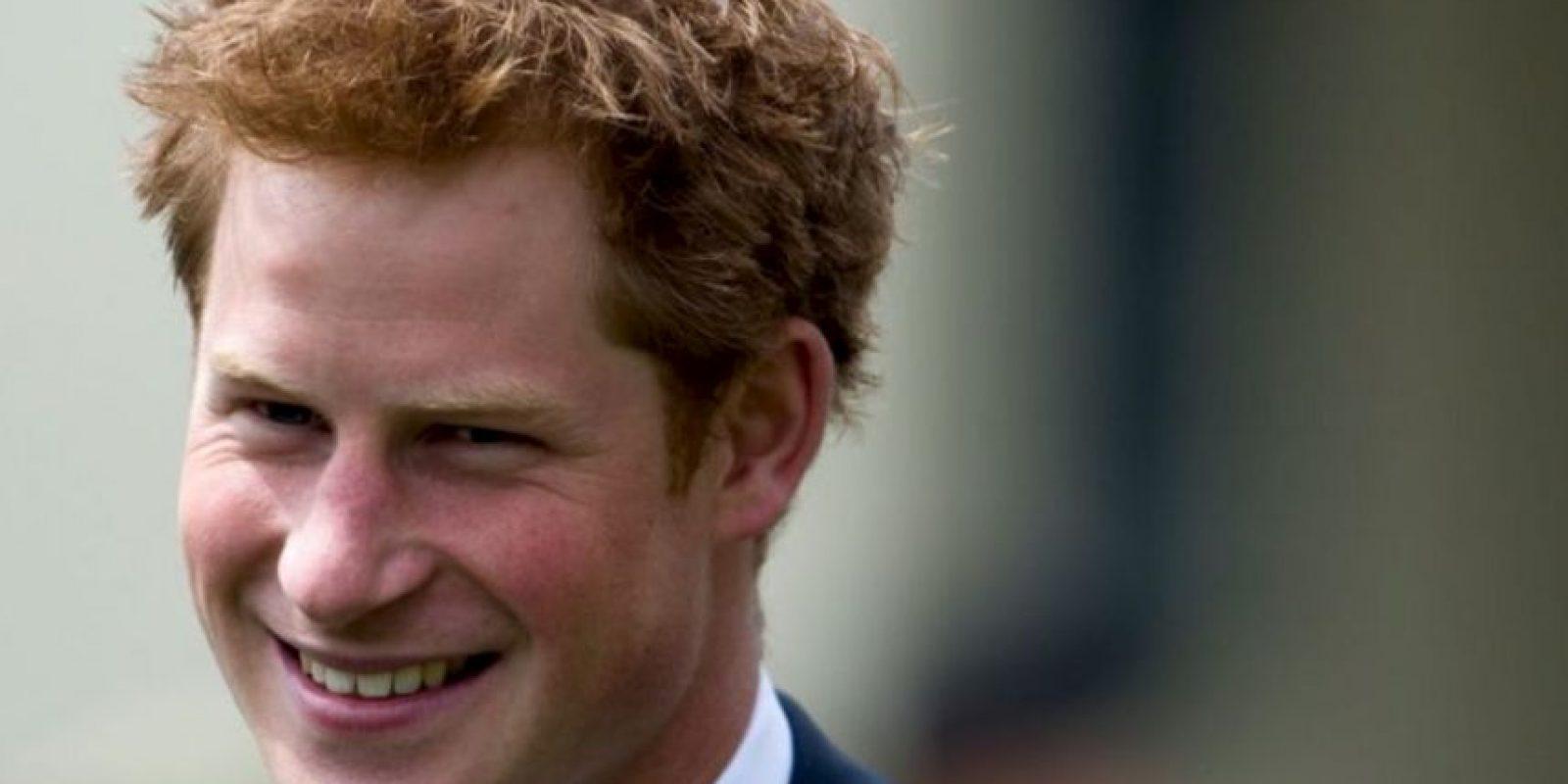 """""""Cuando las mujeres se empoderan hacen que mejoren las vidas de todos"""", dice el Príncipe Harry. Foto:vía Getty Images"""