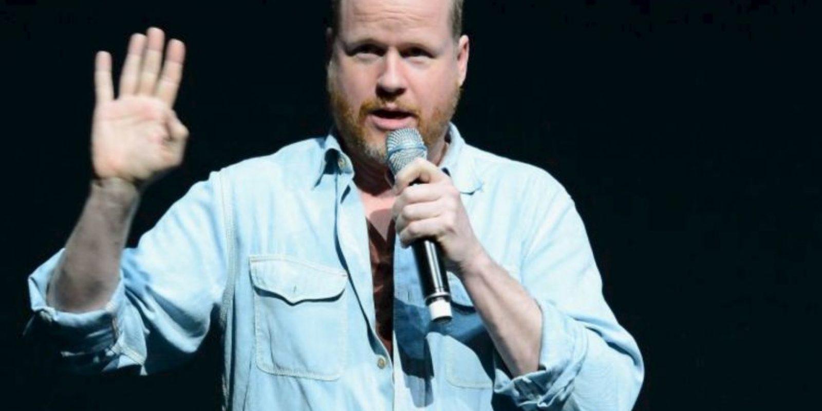 """""""Creé a personajes fuertes basados en las mujeres que conozco. Todas son así"""", dice el productor Jhoss Whedon. Foto:vía Getty Images"""