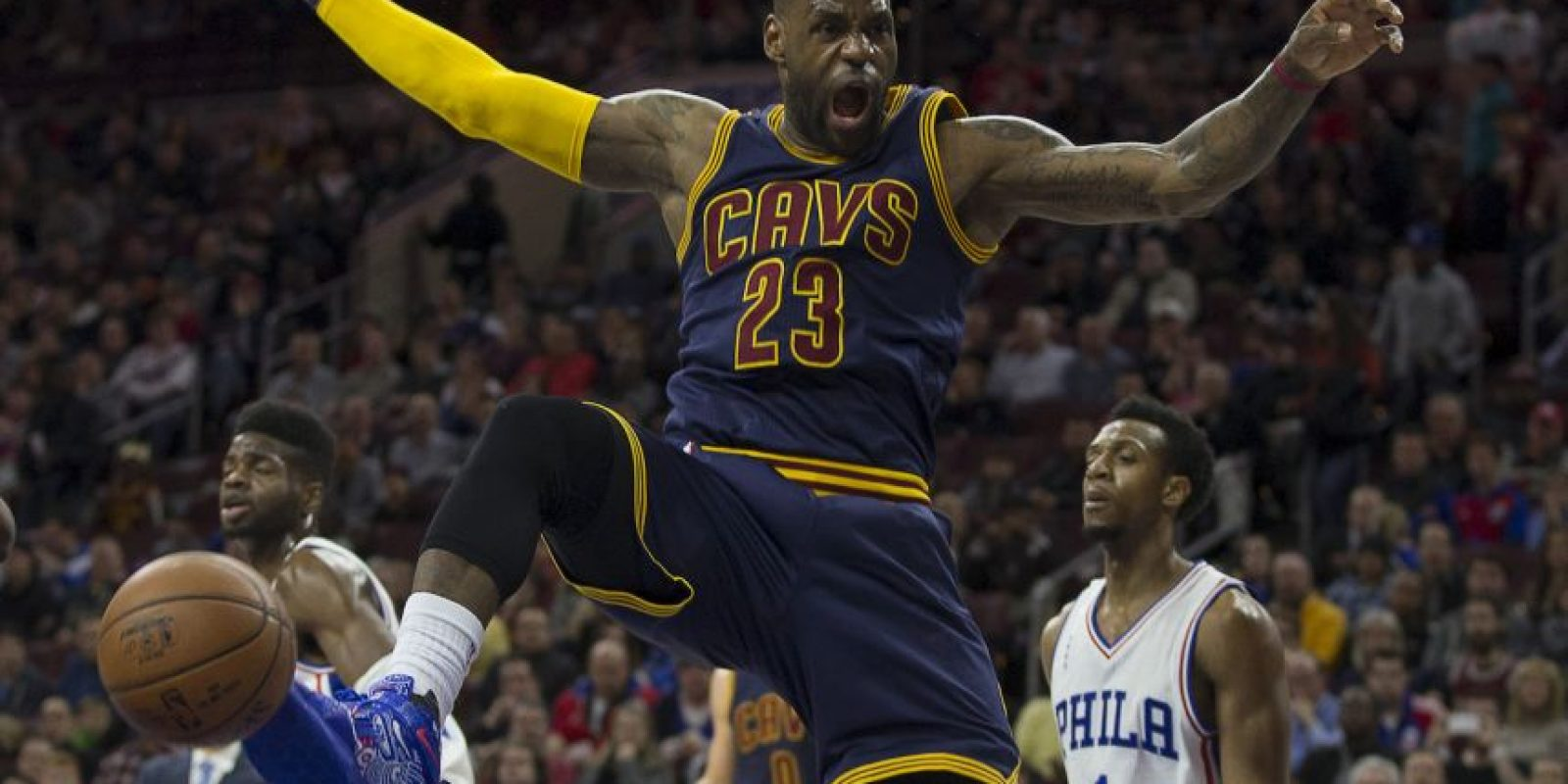 9. LeBron James (Basquetbolista) Foto: Getty Images