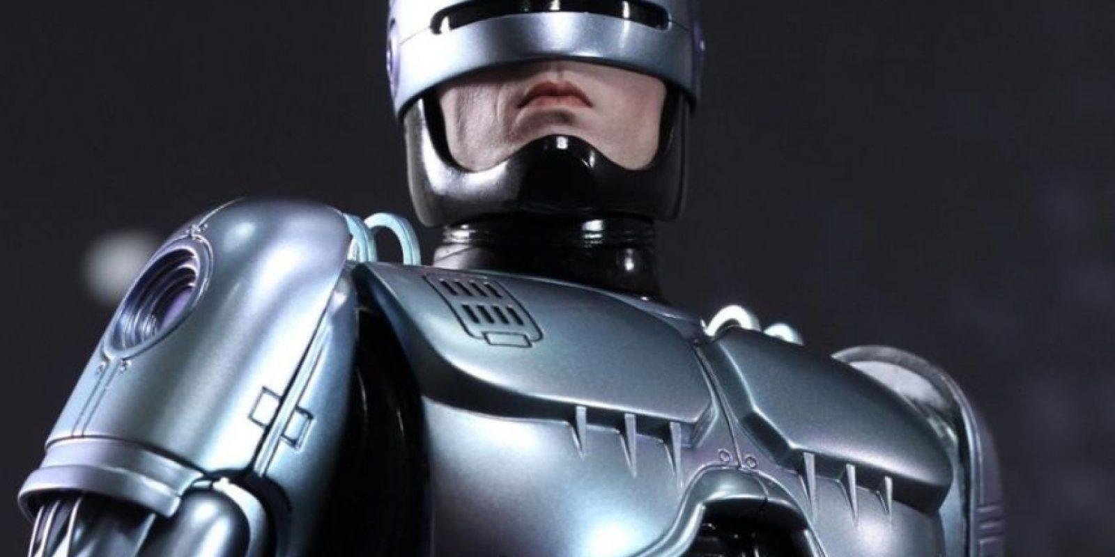 En varios capítulos hay referencias a Robocop. Foto:Orion