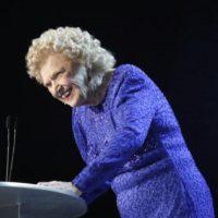 Murió en 2014 a los 90 años; fue inducida al Salón de la Fama seis años antes Foto:WWE