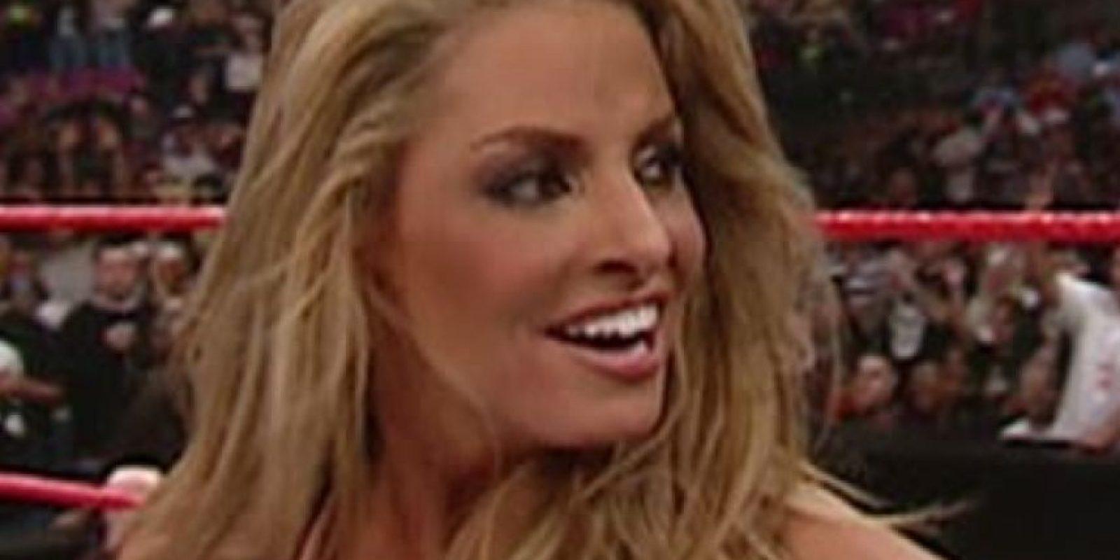 Llegó al Salón de la Fama en 2013 Foto:WWE