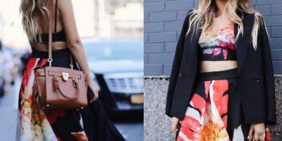 De hecho, trabaja con Vogue y la invitan grandes marcas como Chanel a su taller. Foto:vía Instagram
