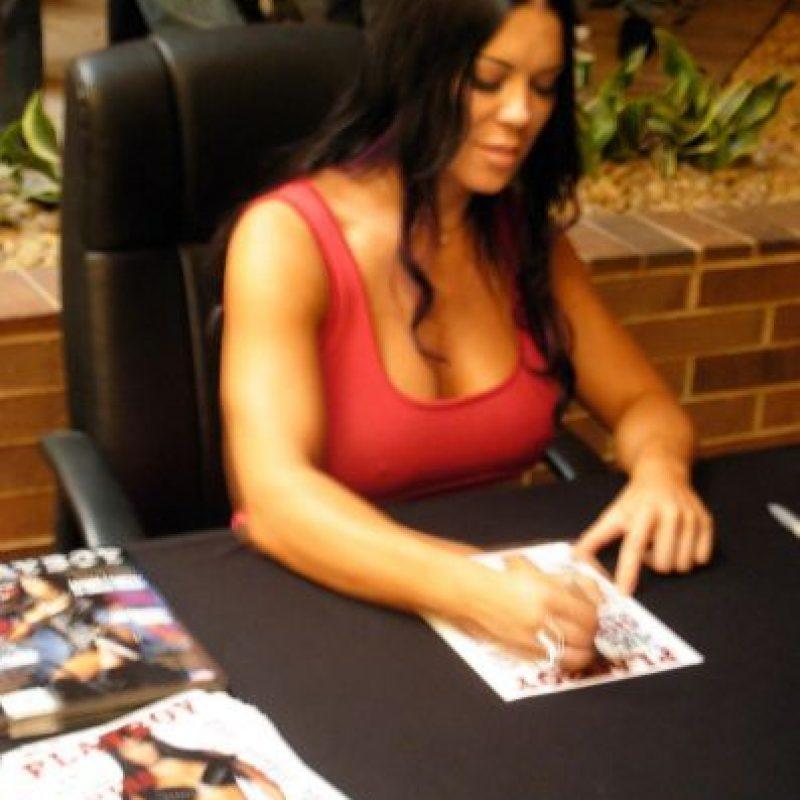 Es recordada como una de las mejores luchadoras de todos los tiempos de WWE Foto:WWE