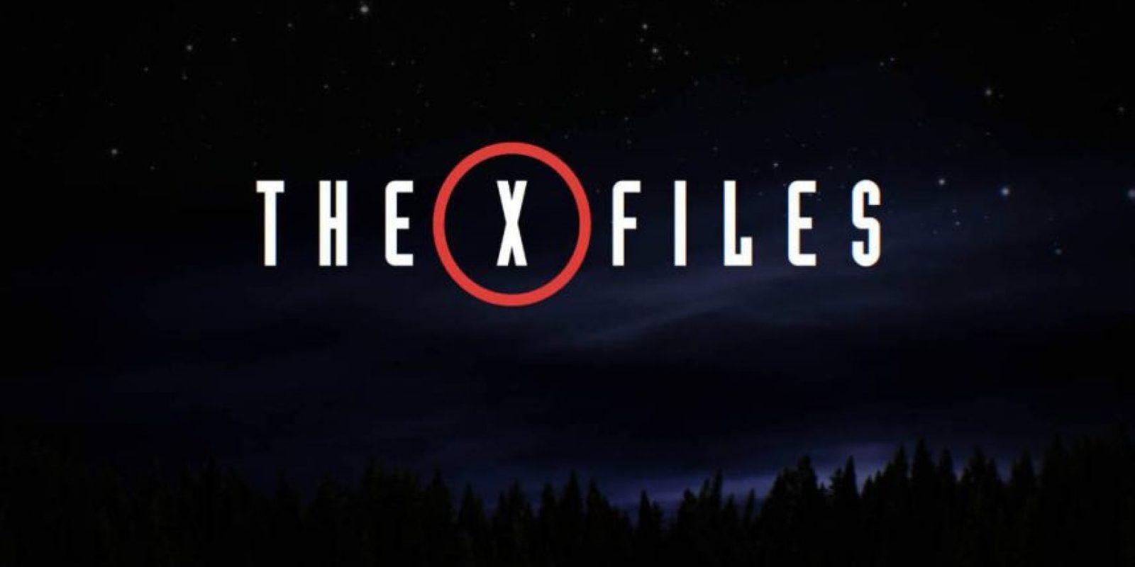 6.- The X Files Foto:Fox