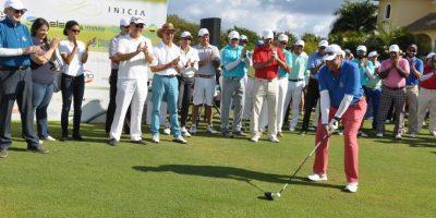 Acoprovi celebra segunda edición torneo de golf