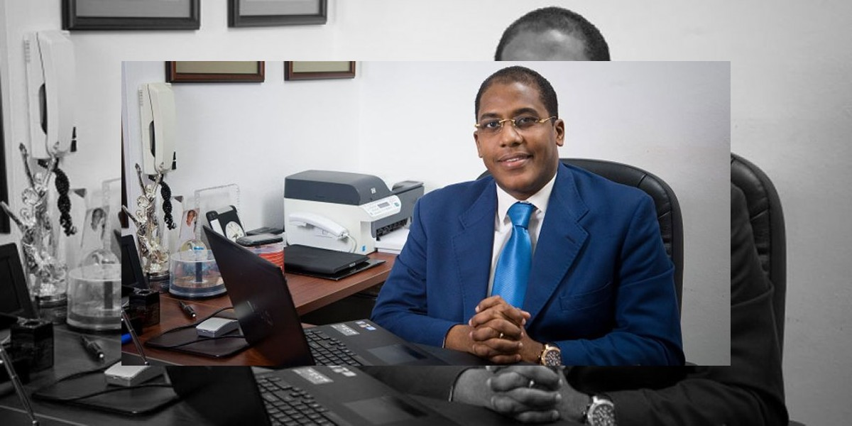 Hiddekel Morrison apoya la reelección de Reinaldo Pared en el DN