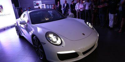 Porsche 911 Carrera, conducción segura