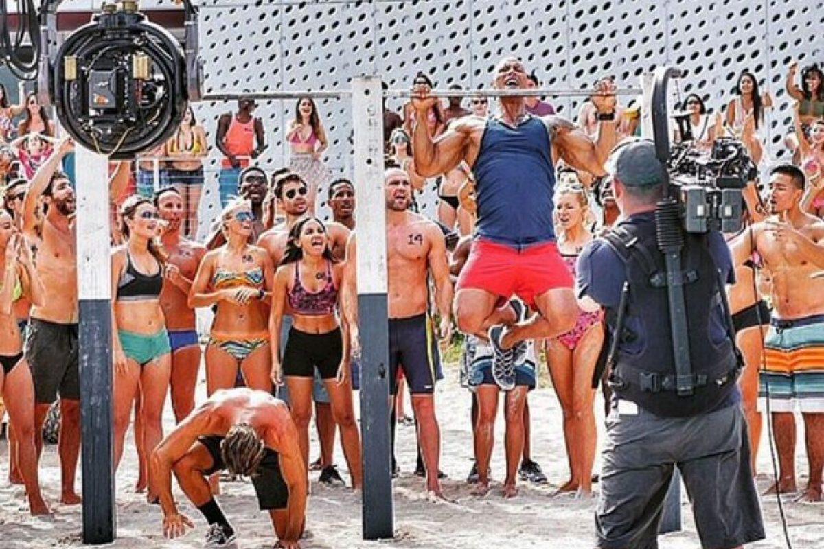 Foto:Vía instagram.com/therock/