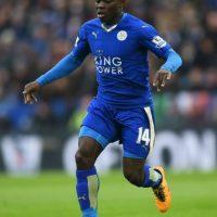 Y forma parte del líder de la Premier League Foto:Getty Images