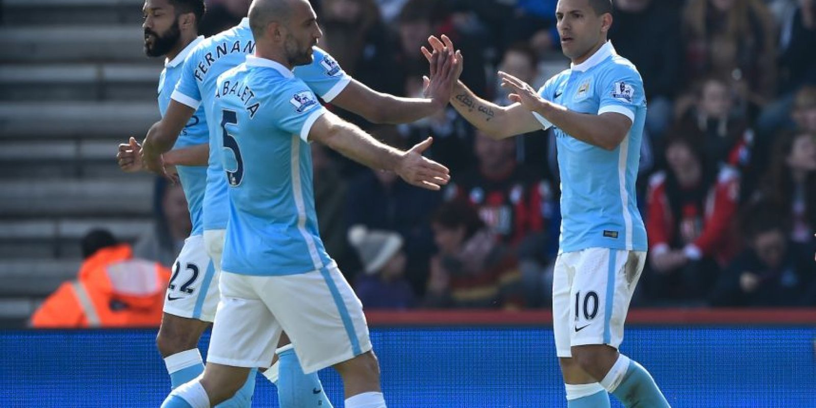 3. Manchester City Foto: Getty Images