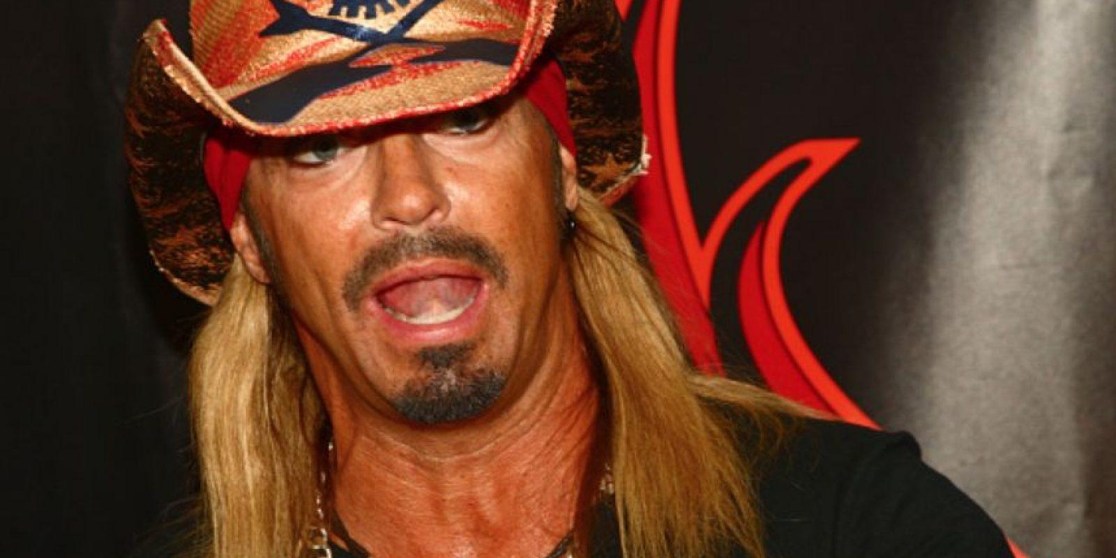 Y sigue como leyenda del rock. Es uno de los mejores cantantes de heavy metal. Foto:vía Facebook