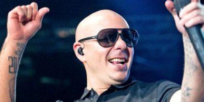 """Pitbull tuvo su propio programa, llamado """"La Esquina"""". Foto:vía Getty Images"""